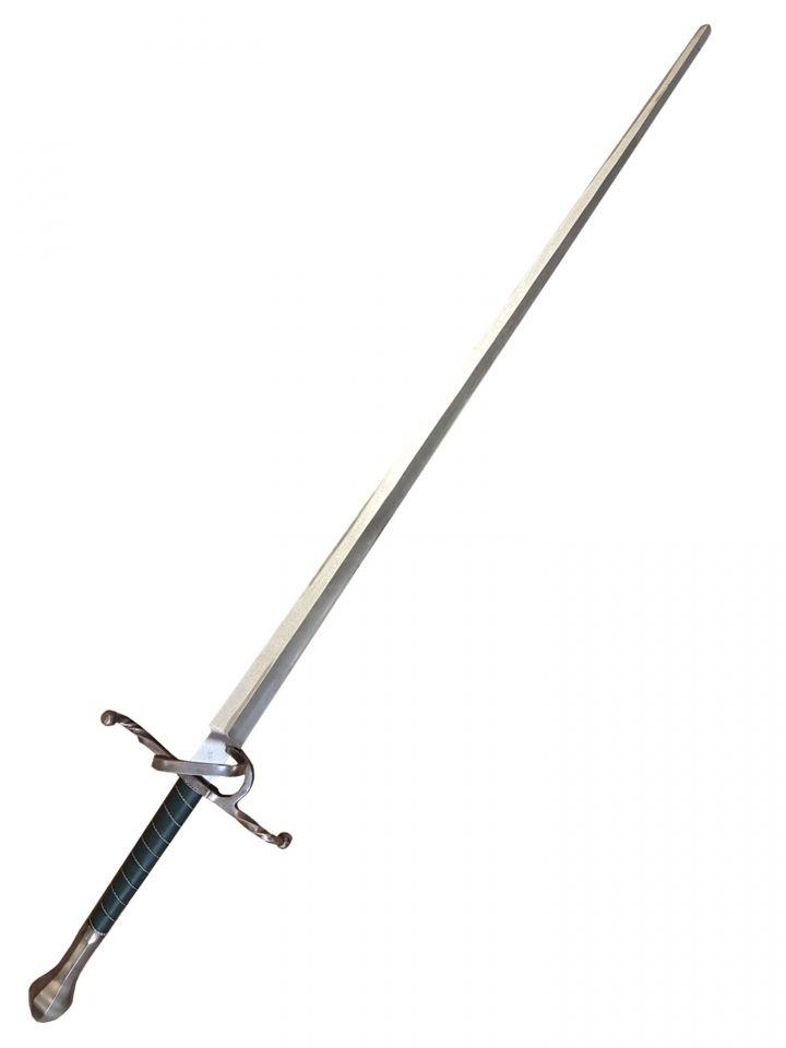Epée longue Renaissance, adaptée au combat
