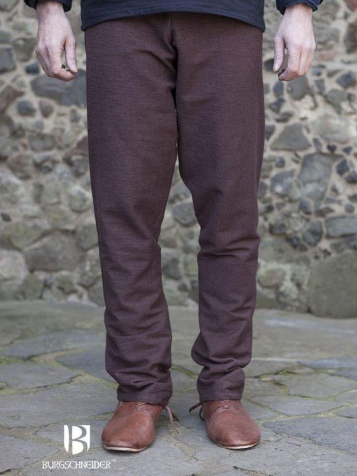 Pantalon Viking Thorsberg en marron M