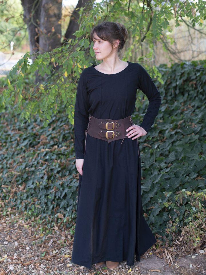 Sous robe en noir M
