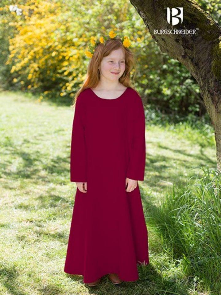 Robe Ylvi en rouge 140