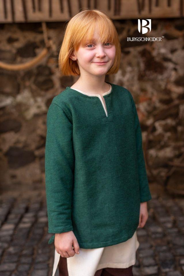 Tunique pour enfant Eriksson en vert