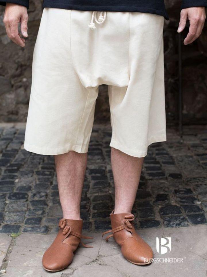 Haut de chausse Gisbert en écru XL