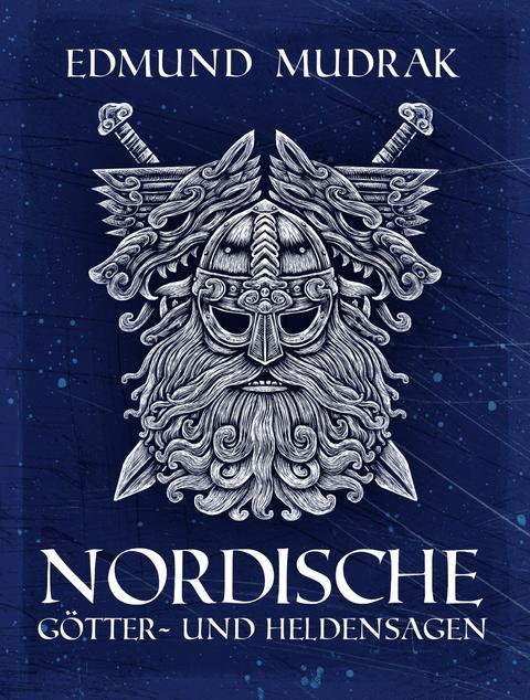 Livre en allemand sur les Dieux et les Héros nordiques