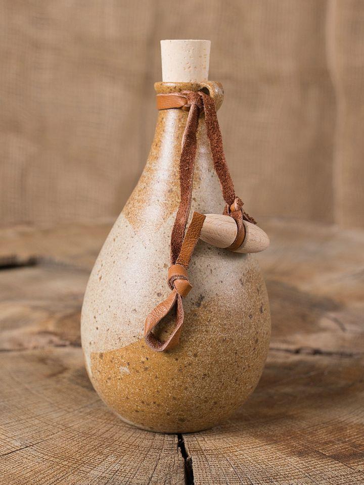 Fiole à potion, couleur sable