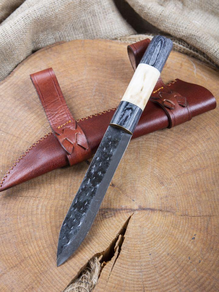 Sax avec manche en bois