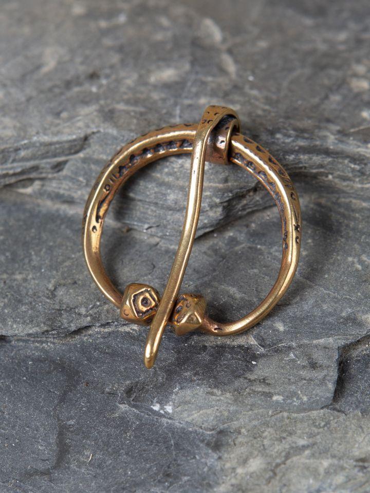 Fibule rustique viking
