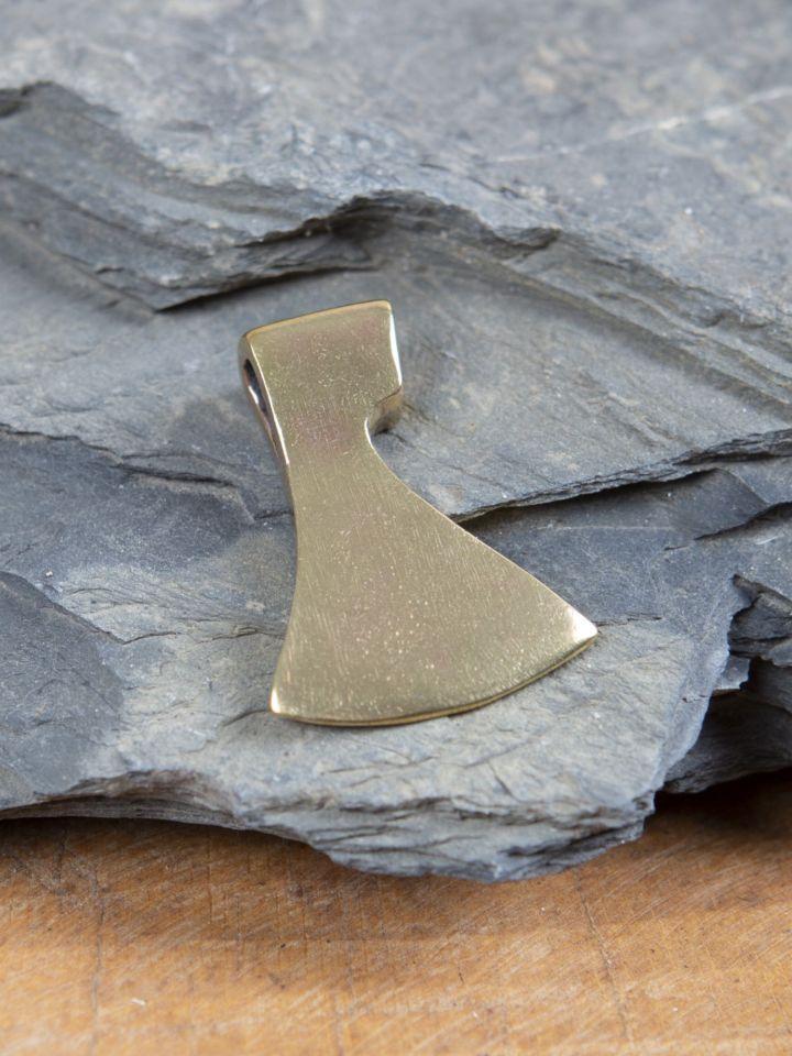 Pendentif hache viking