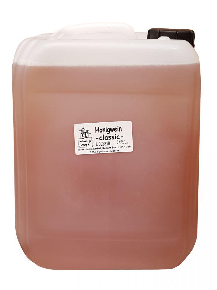 Hydromel «Classic» en bidon de 10 litres