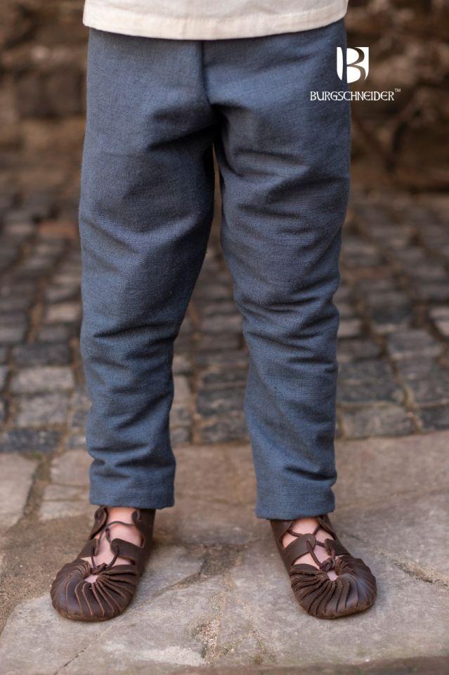 Pantalon pour enfant Ragnarsson, gris 128