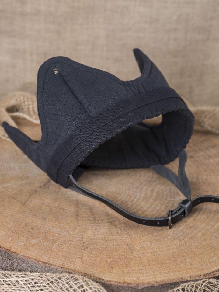 Rembourage intérieur de casque en tissu