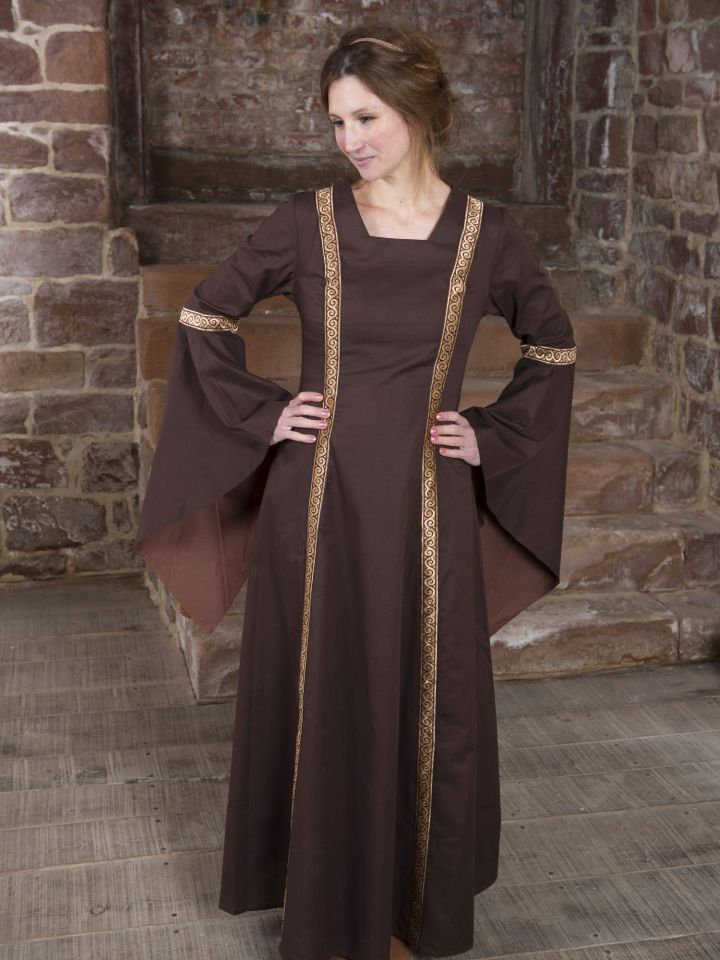 Robe médiévale Rahel