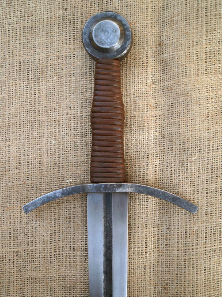 Épée à une main avec pommeau à disque SK-A