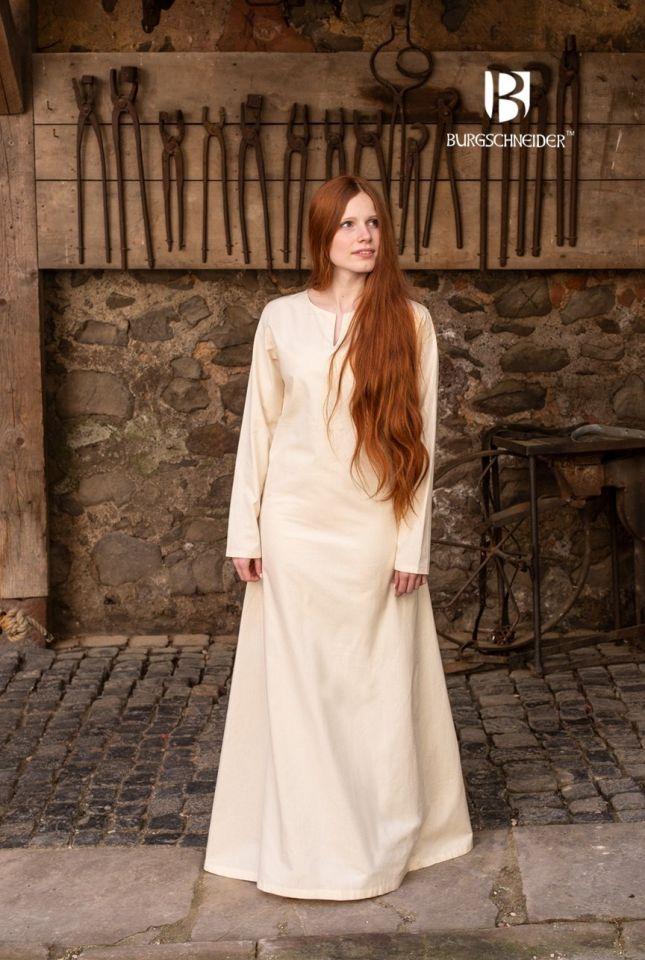 Sous-robe d'été Elisa couleur écrue