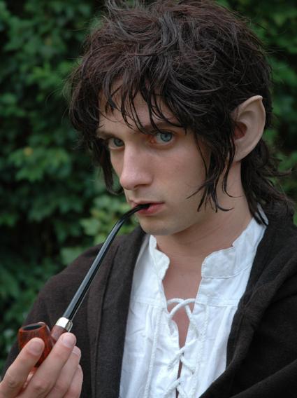 Oreilles de hobbit