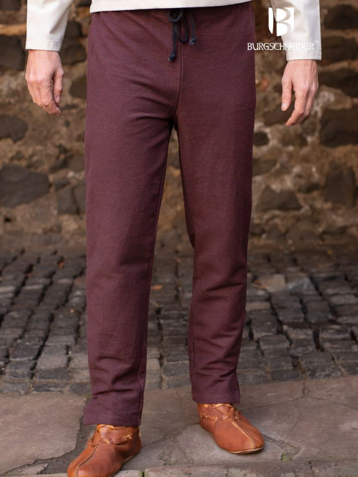 Pantalon Gunnar Marron