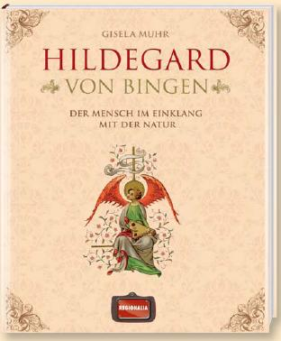 Hildegard von Bingen-Livre en allemand