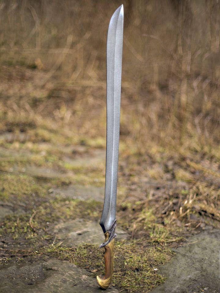 Sabre d'Elfe pour GN, 105 cm