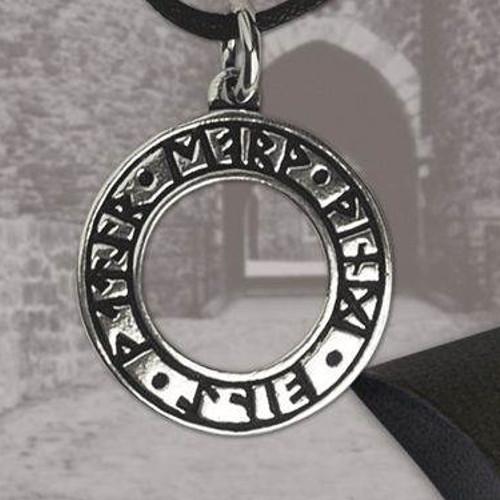 """Pendentif """"Runes de Sorcières"""""""