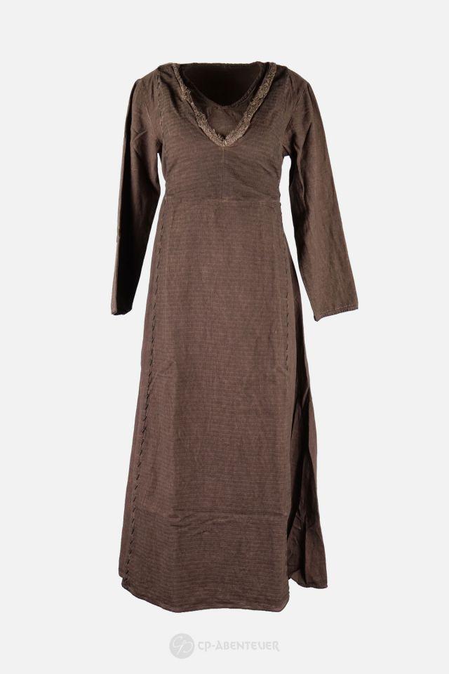 Robe Lagertha en marron