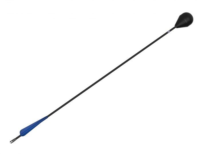 Flèche GN avec empennage bleu