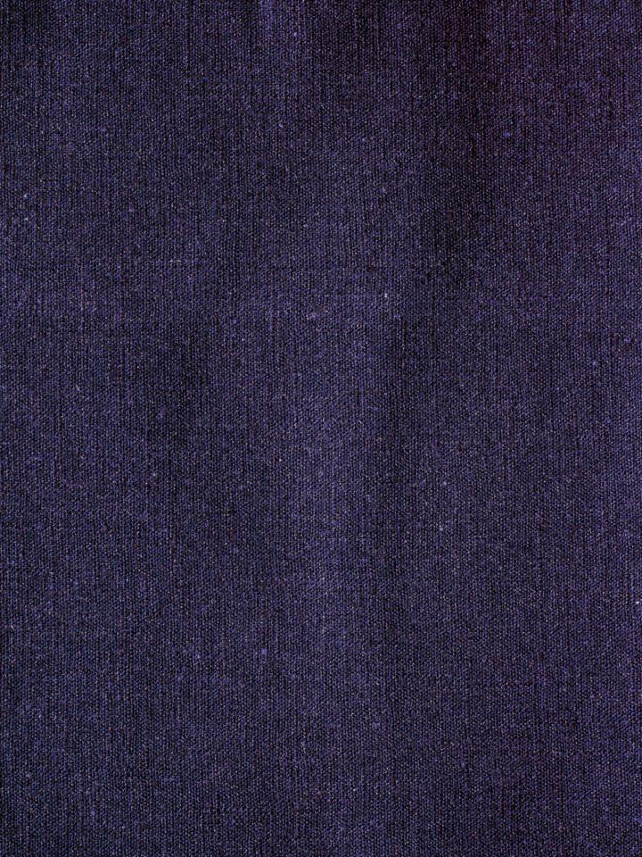 Tissu lin vendu au mètre bleu marine