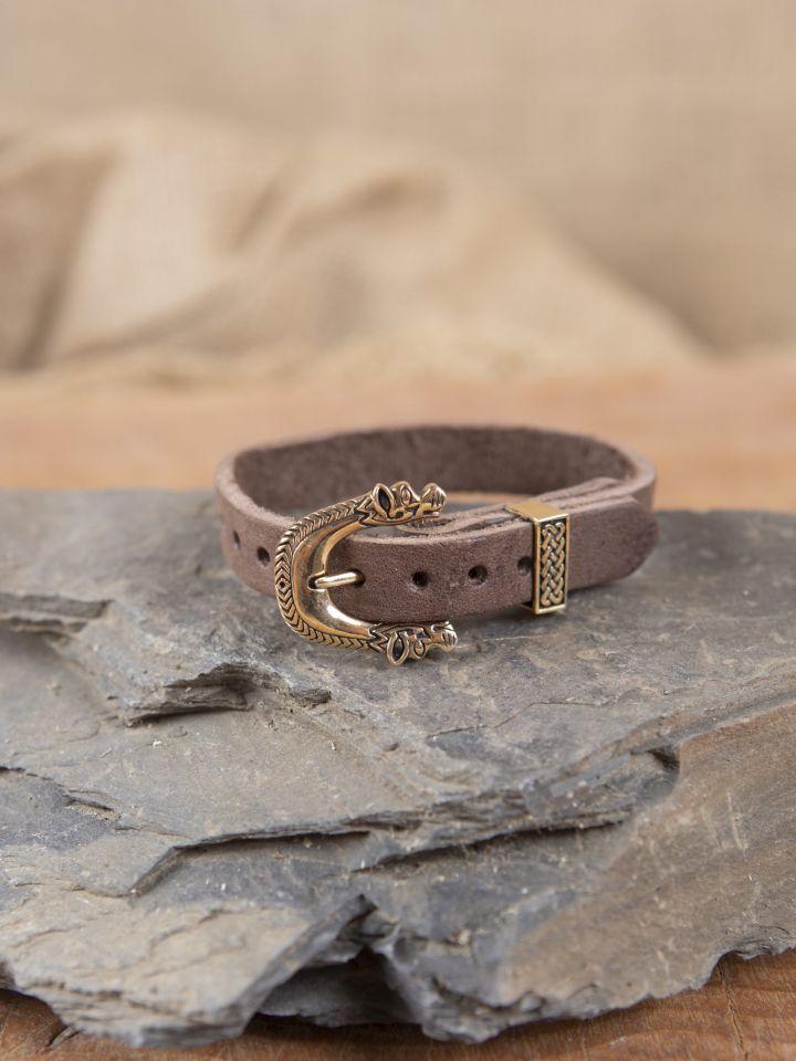 Bracelet en cuir pour Runes