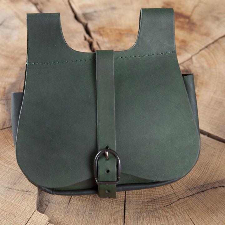 Sacoche de ceinture en vert
