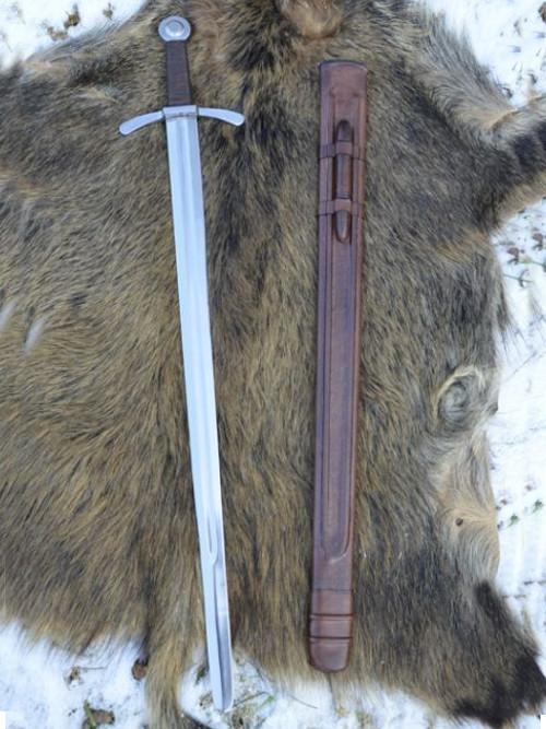 Epée de Croisé