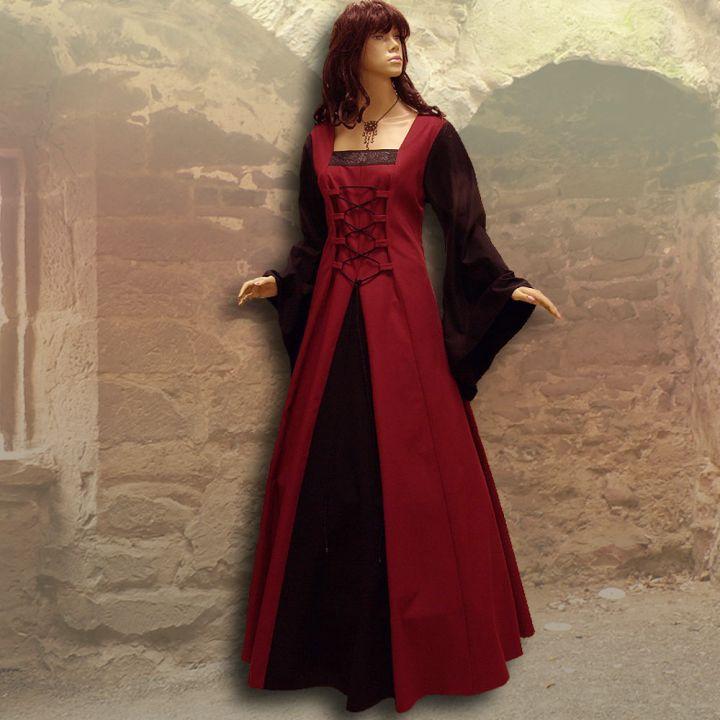 Robe médiévale  Miranda Version 1