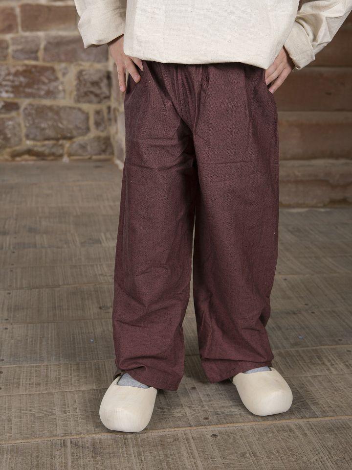 Pantalon médiéval pour enfant