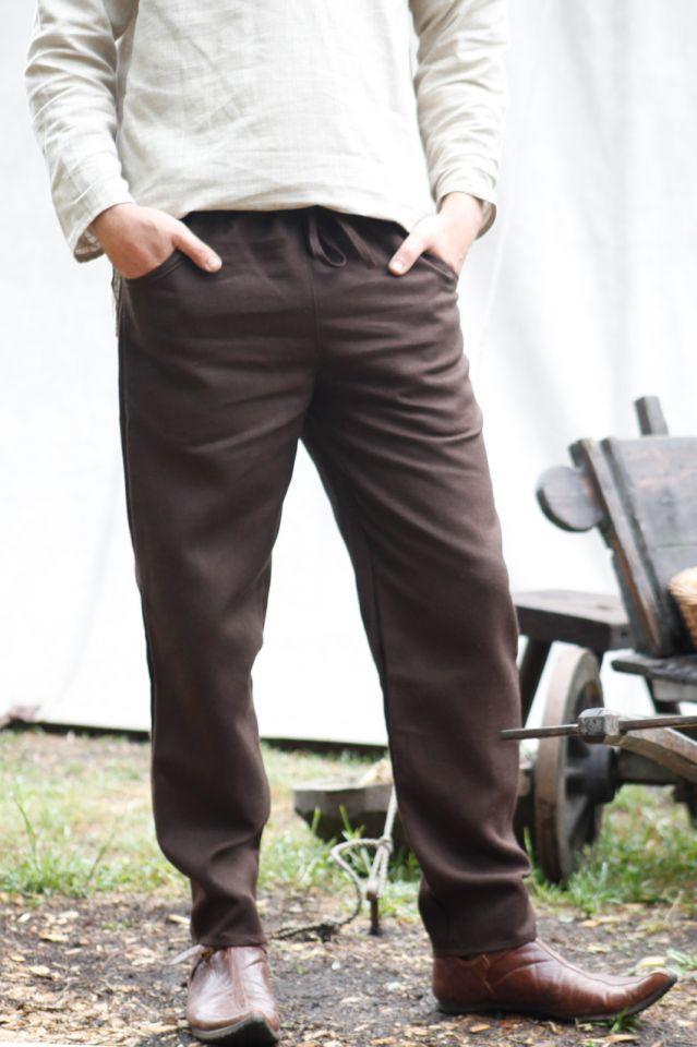 Pantalon Rubus marron