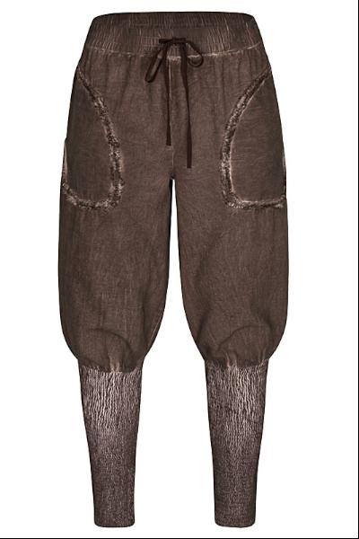 Pantalon Rurik en marron