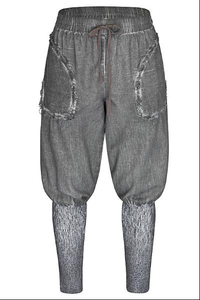 Pantalon Rurik en gris