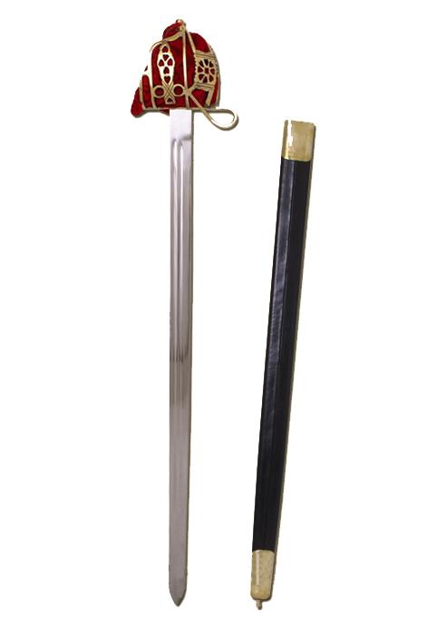 Épée écossaise avec fourreau
