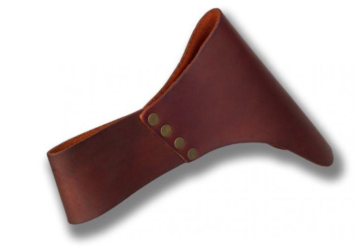 Porte-épée LARP marron