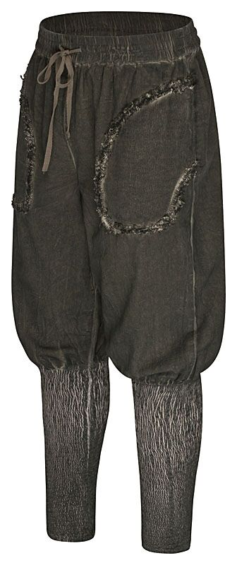 Pantalon Rurik en vert