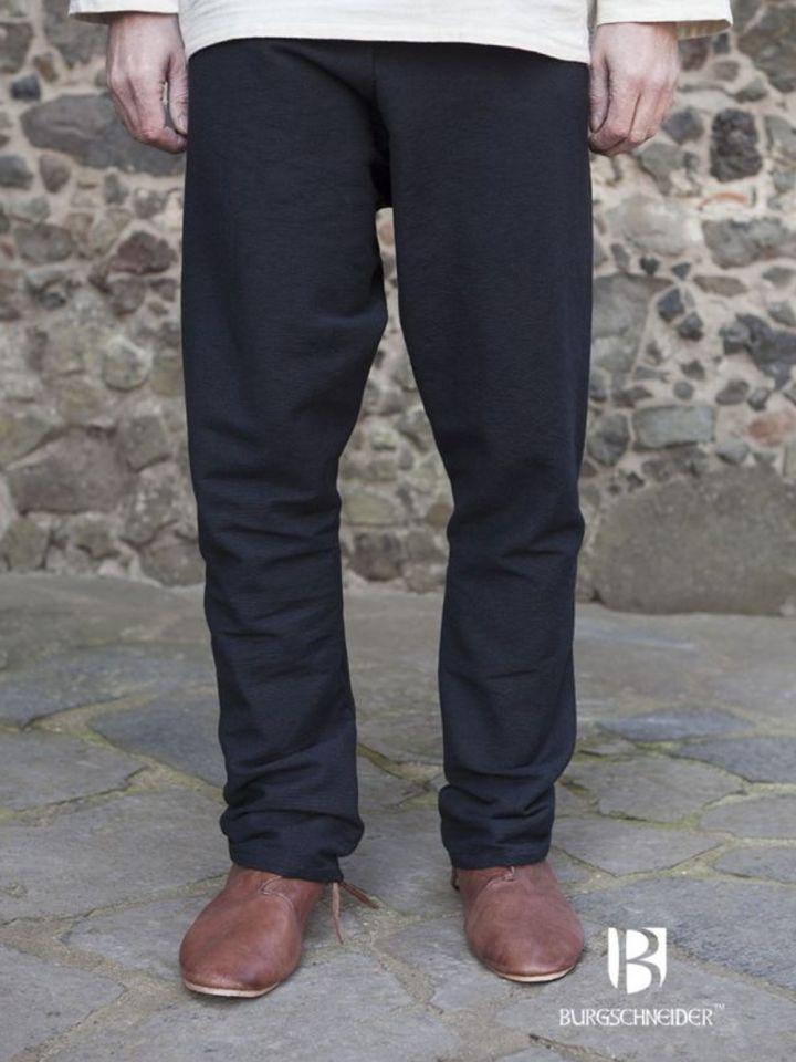 Pantalon viking Thorsberg en noir