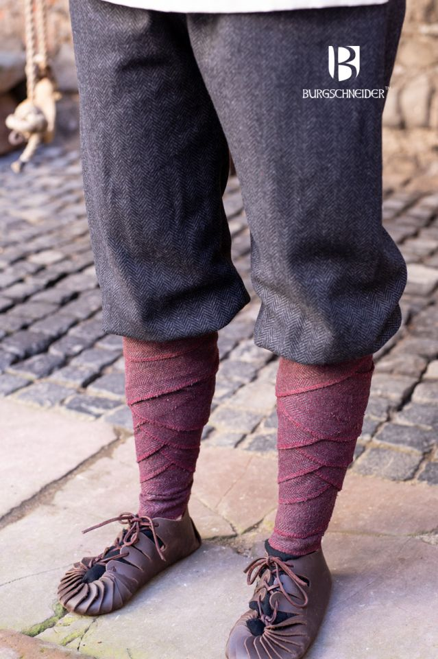 Pantalon féminin Tilda chiné noir et gris