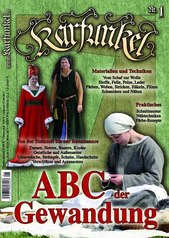 Karfunkel Revue En Allemand Abc Du Costume La Boutique Médiévale