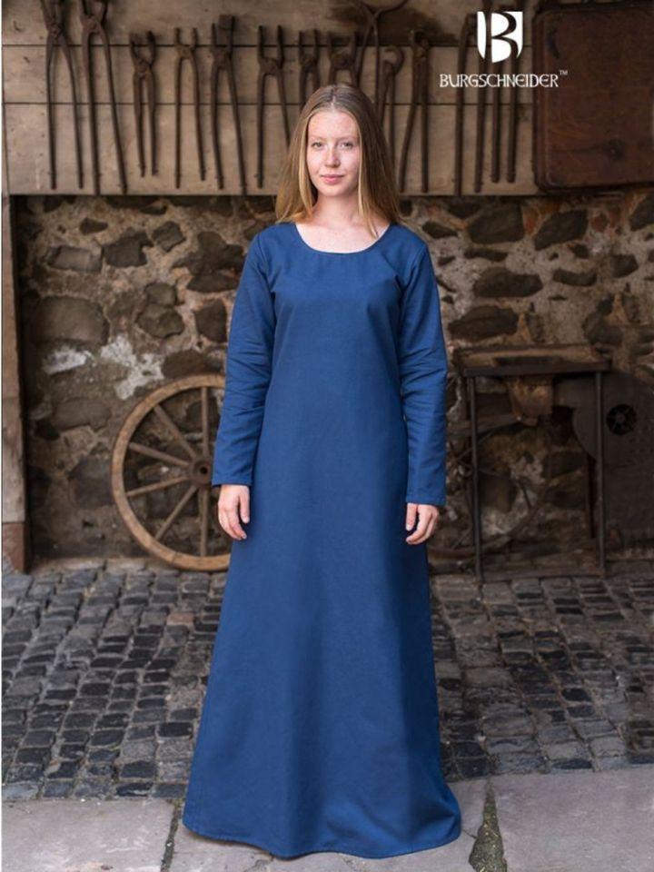 Surcot Freya Bleu azur