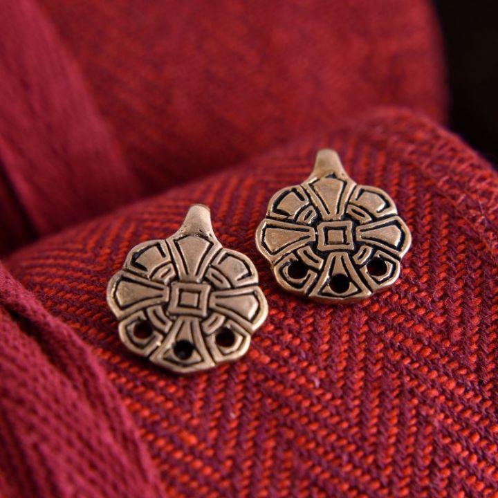 Crochets pour bandes à enrouler en Bronze