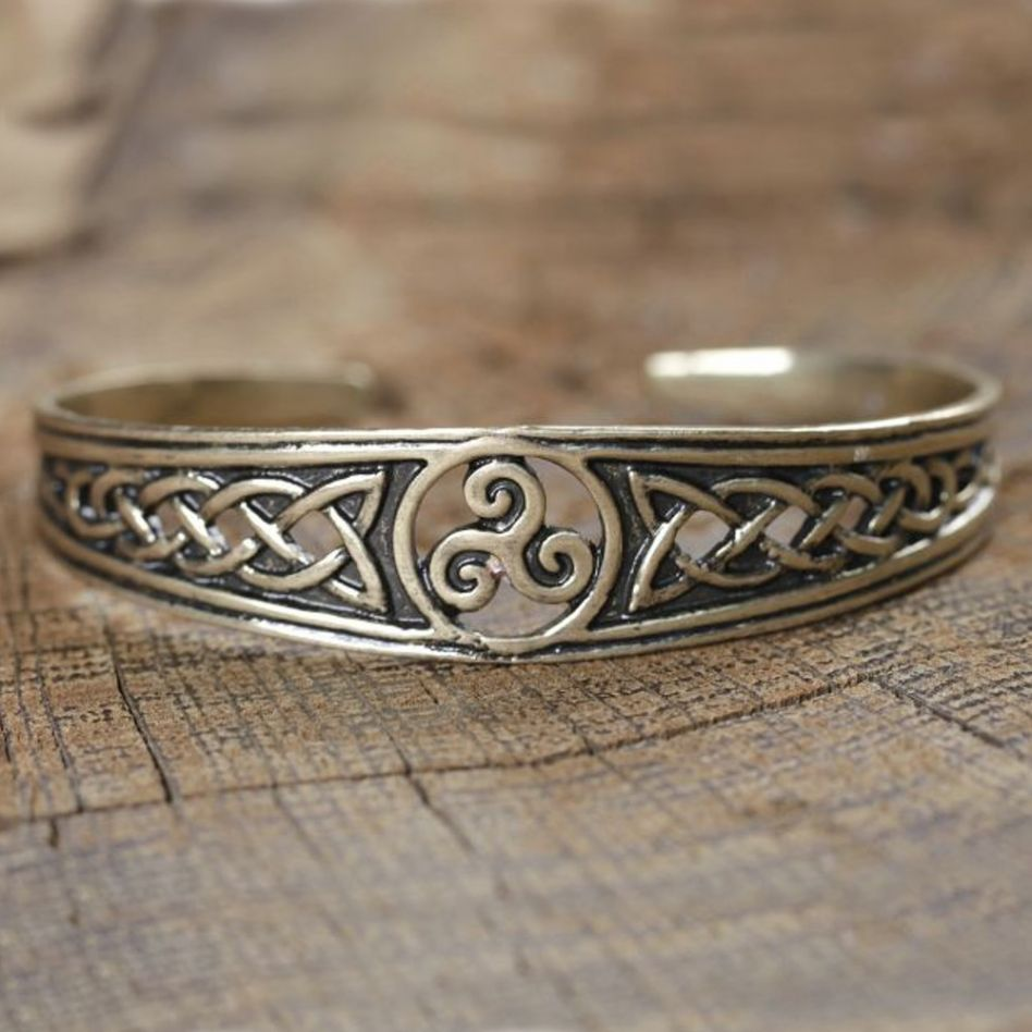 Bracelet homme celtique