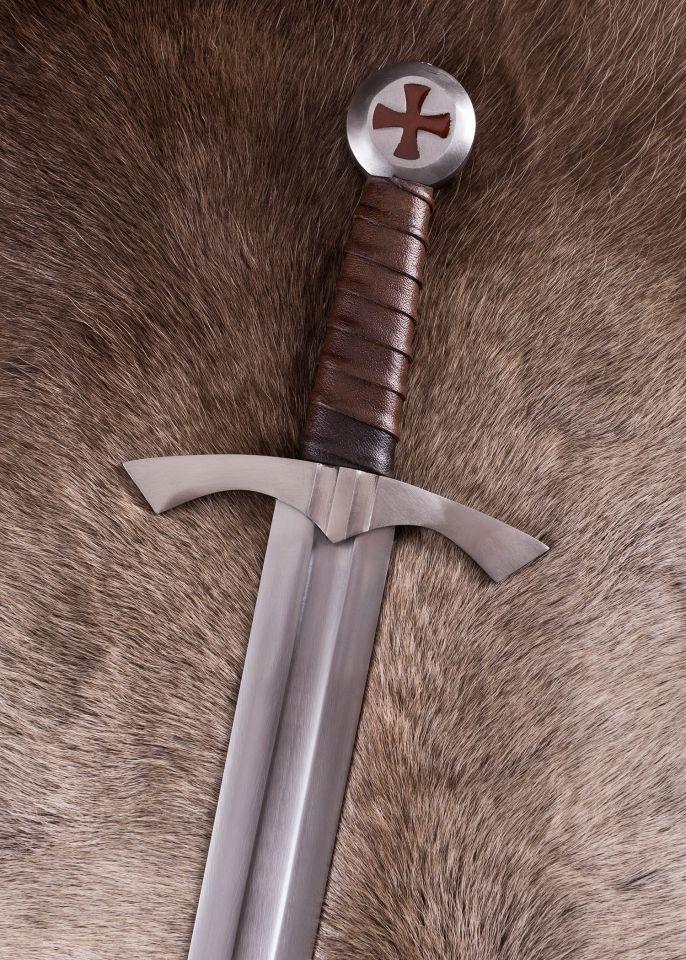 Épée des Templiers écossaise 2
