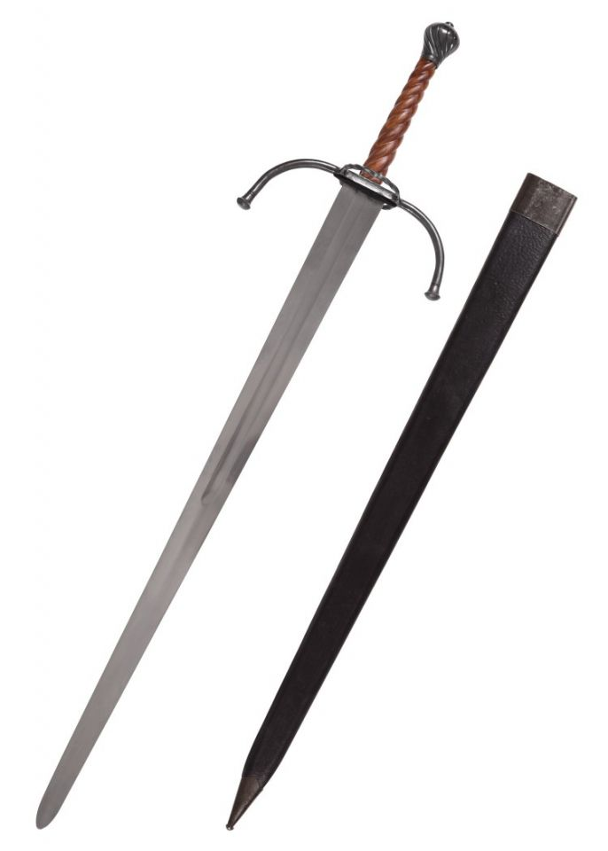 Epée batarde à deux mains avec fourreau 2