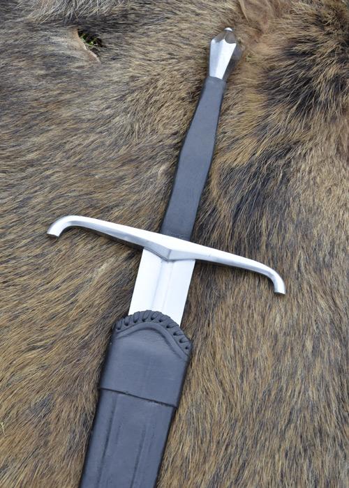 Epée batarde italienne avec fourreau 2