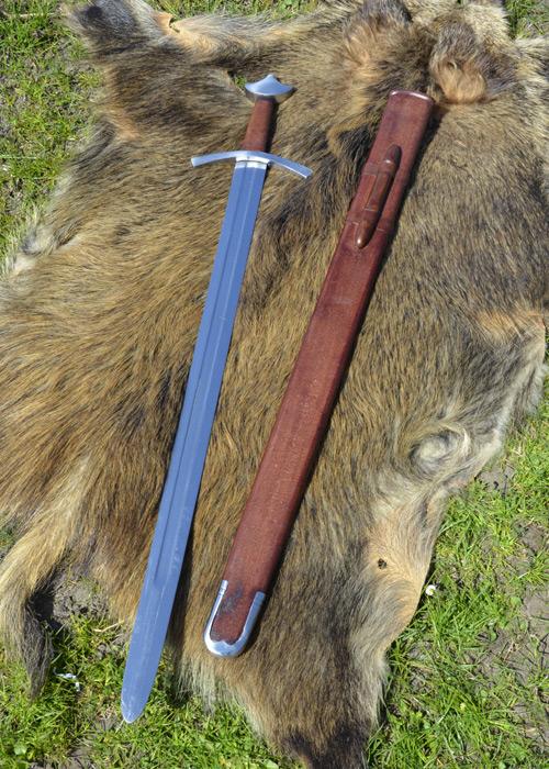 Epée de Chevalier du Haut Moyen-Age, adaptée au combat 2