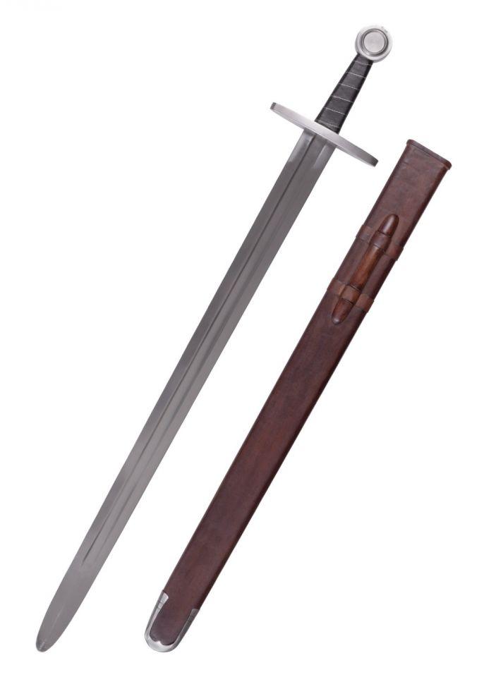 Epée de combat du haut moyen âge 2