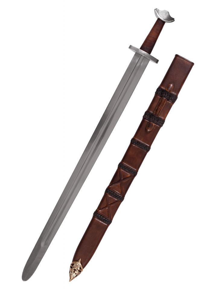 Epée de combat Viking, avec fourreau 2