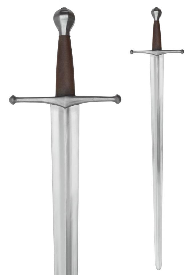 Épée médiévale allemande avec fourreau 2