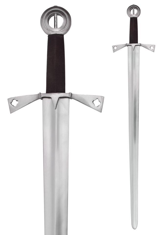 Épée irlandaise à une main pour combat de démonstration léger 2